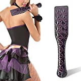Paddle Adulte SM Flirt Jouet Sexuel Passion Enthousiasme UP Paume Raquette Sex Toys Violet-diamant Tapettes Pour Couples