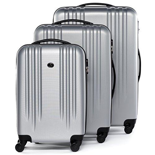 FERGÉ Set di 3 valigie Marseille - leggero bagaglio...
