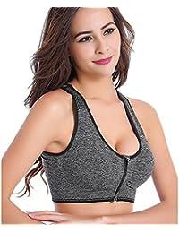 Florentyne Sports Bra(Grey,Free Size)