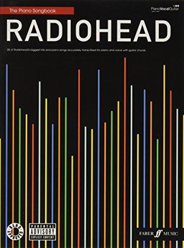Radiohead Piano Songbook: (Piano, Vocal, Guitar)
