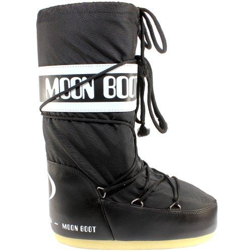 Donna Moon Boot Tecnica Nylon originali Snow Boots