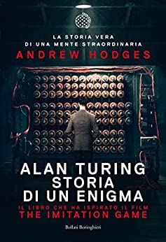 Alan Turing: The Imitation Game - Storia di un enigma di [Hodges, Andrew]