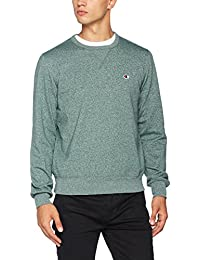 Champion Crewneck Sweatshirt-C-Logo, Sweat-Shirt Homme