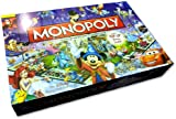Monopoly The Disney Theme Park Edition III Official Walt Disney World / Disneyland Merchandise from the USA