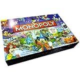 Monopoly The Disney Theme Park Edition III Official Walt Disney World / Disneyland Merchandise from the USA