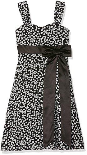 G.O.L. Mädchen Kleider Ballkleid, Schwarz (Black 2), 176 (Herstellergröße:176)