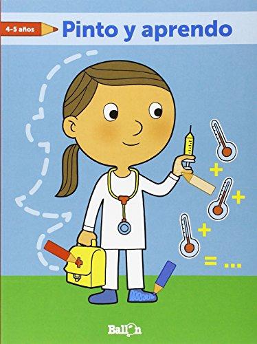 Pinto Y Aprendo. 4-5 Años
