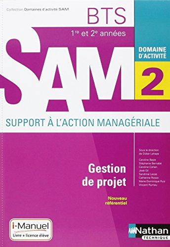 Domaine d'activité 2 - Gestion de Projet par Caroline Bayle