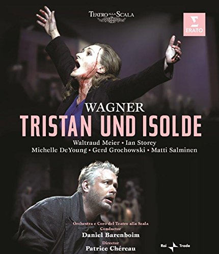 Richard Wagner: Tristan und Isolde [Blu-ray]