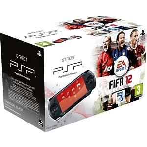 PSP CONSOLE E1004 FIFA 12 [BUNDLE]