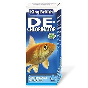 King British Safe Guard De-Chlorinator, 100 ml