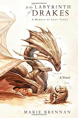 In the Labyrinth of Drakes: A Memoir by Lady Trent (Natural History of Dragons)