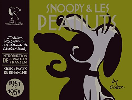 Snoopy - Intégrales - tome 4 - Snoopy et les Peanuts - Intégrale T4
