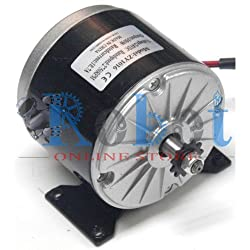 24V 350W MY1016 Motor for Electric Bike, electric tricycle ,Electric motor