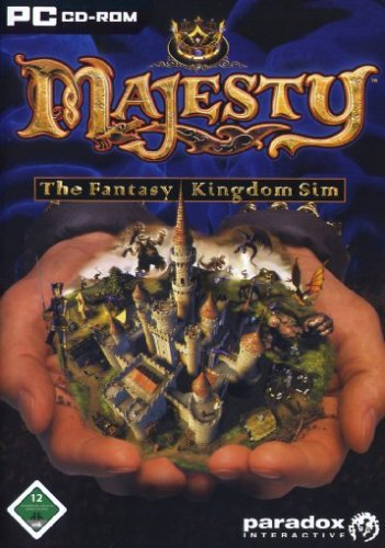 Majesty the Fantasy Kingdom PC [UK Import]