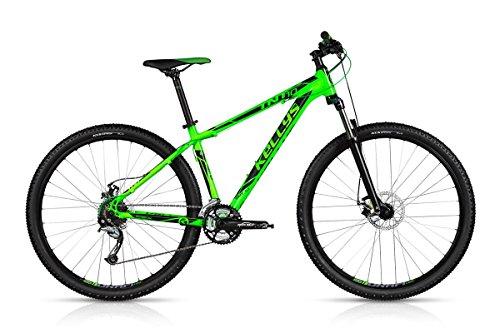 KELLYS TNT 10TOXIC GREEN 15 5  COLOR VERDE  TAMAÑO 21