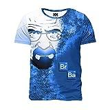 Noorhero - T-Shirt Herren - Walter White B.B.
