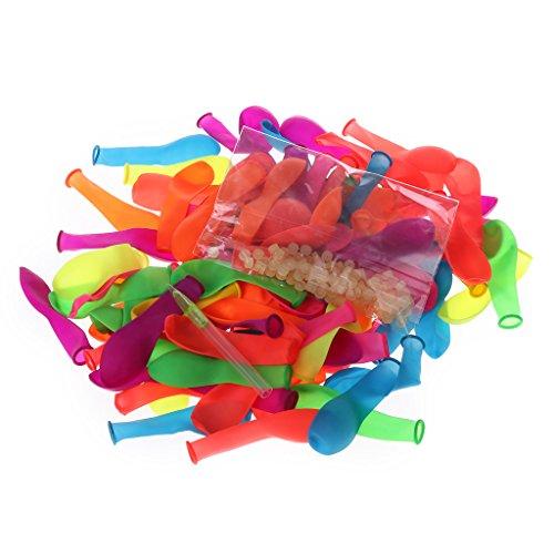 ZJL220 Gomas Globos para Globos de Agua Agrupe Bombas de Agua Juguetes de Playa Juguetes para niños
