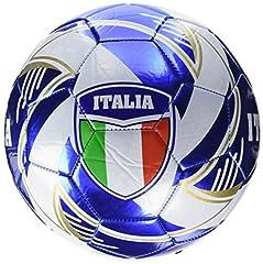 Idea Regalo - Mondo 13408 - Pallone in PVC da Calcio Euro Team Italia