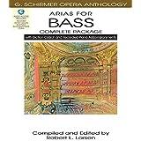 Arias for Bass - Complete Package (G. Schirmer Opera Anthology) by Robert L Larsen (Editor) (10-Jun-2013) Paperback