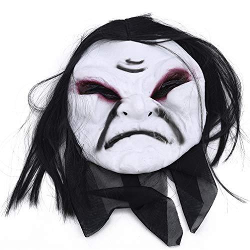 Sehr Scary Halloween Masken - Toporchid Halloween Zombie Maske Ghost Festival