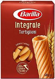 Barilla Tortiglioni Integrali Pasta, 500 gm