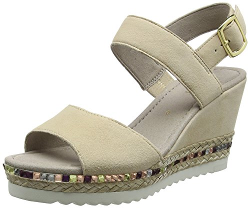 Gabor Shoes Damen Fashion Plateau, Beige (Sesamo 13), 35 EU