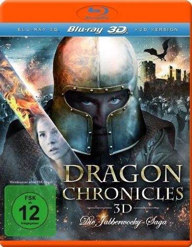Bild von Dragon Chronicles - Die Jabberwocky-Saga 3D [3D Blu-ray]