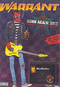 Born Again Dvd: Delvis Video Diaries [Import anglais]