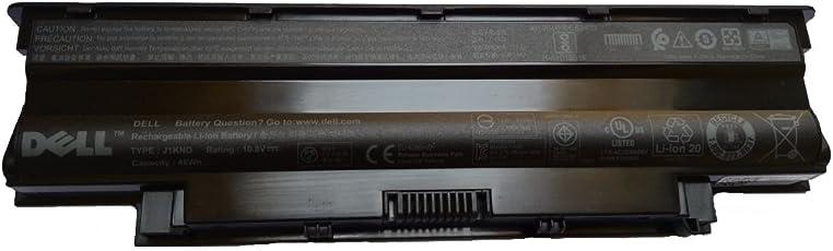 Dell Genuine 10.8V 48 Whr 6 Cell Battery for Inspiron N5040 N3010 3420 N4050 N4010 N4110 3520 N5010 N5110 N7010