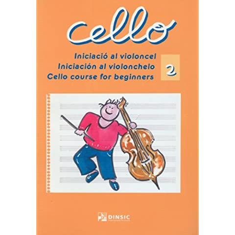 CABO J.A. - Cello 2 (Metodo) para Violoncello