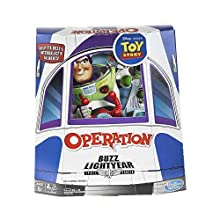 Hasbro Gaming Disney/Pixar Toy Story Buzz Lightyear Board Game for Kids Aged 6 and Up