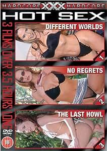 XXX Hardcore, Hot Sex [DVD]