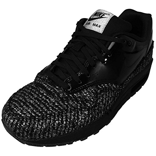 Zoom Vomero + scarpe da corsa Ampi BLACK/BLACK-METALLIC SILVER