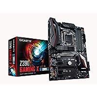 GIGABYTE Z390 Gaming X (إنتل LGA1151/Z390/ATX/2xM.2/Realtek ALC892/Intel LAN/HDMI/لوحة الأم)