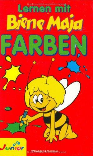 Lernen mit Biene Maja, Farben