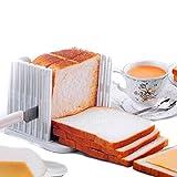 maltonyo17Küche Brot Schneiden Cutter schneiden Schnitte Schneide auch Guide Werkzeug Weiß