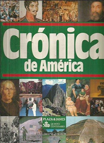 Descargar Libro Cronica de América de Unknown