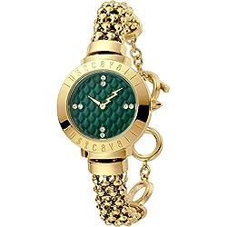 Reloj solo tiempo para mujer Just Cavalli Animals Trendy Cod. jc1l048m0045