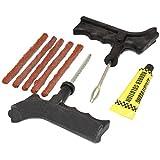 Best Tyre Repair Kits - Hardcastle Emergency Car/Motorcycle Tubeless Tyre Puncture Repair Kit Review