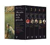Historia de la vida privada (edición estuche con los 5 volúmenes) (Pensamiento)