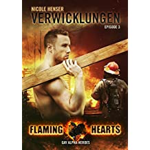 Verwicklungen: Gay Alpha Heroes (Flaming Hearts 3)