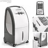 TROTEC Komfort Luftentfeuchter TTK 75 S (max.24 L/Tag)geeignet für Räume bis 125 m³ / 50 m²