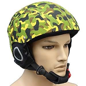 COX SWAIN ski snowboard helmet Commander, Colour: Camo-08, Size: XL