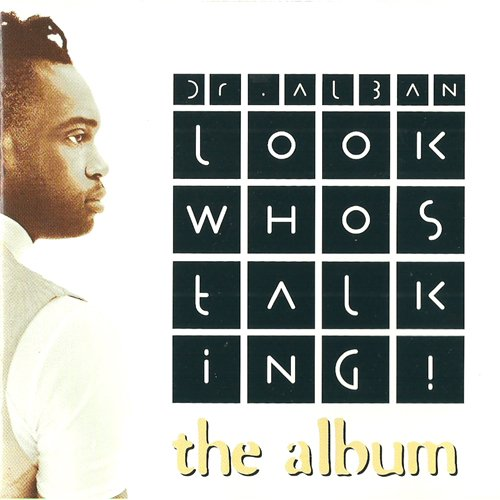 Directly from the Swedish Jungle (CD Album Dr. Alban, 13 Tracks) (Doctor Who-album)