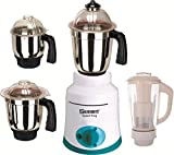 Sunmeet Commercial 1000 Watts 4 Jar Mixer Grinder (Green)