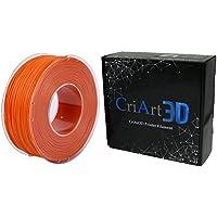 CriArt3D Filamento PLA 1.75mm 1kg bobina per stampanti 3D or penne 3D