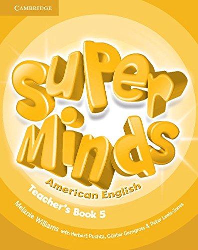 SUPER MINDS LEVEL 5 descarga pdf epub mobi fb2
