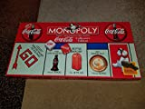 Parker Brothers/Hasbro Monopoly Coca-Cola Collector\'s Edition