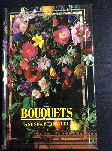 Bouquets -agenda perpetuel-